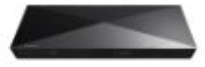 SONY Multi System Blu Ray Disc DVD Player - PAL/NTSC - 2D/3D - Wi-Fi - Comes with 100-240 Volt to use World Wide & 6 Feet ...
