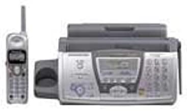 Panasonic KX-FPG376 Plain Paper Fax with 2.4GHz Cordless Phone and Digital Answering System