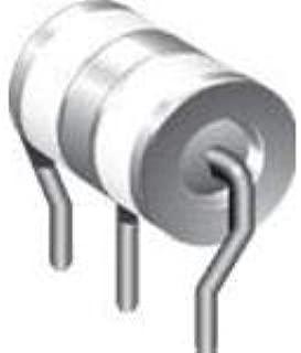 50 Items 2057-47-BLF Gas Discharge Tubes 470VDC 1KADC 1AAC 1pF Axial Thru-Hole