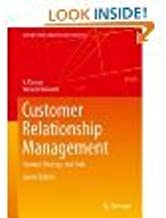 Customer Relationship Management: Concept,strategy and Tools Oct 31, 2012