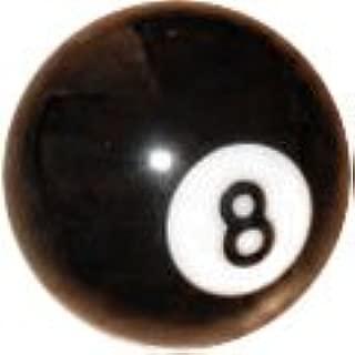 Supapro - Bola de billar (5,1 cm), diseño de número 8: Amazon.es ...