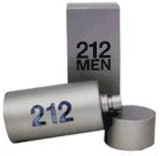 212 de los hombres de lote de artículos para fabricar por la Carolina Herrera - 30 ml EDT de aerosol de la