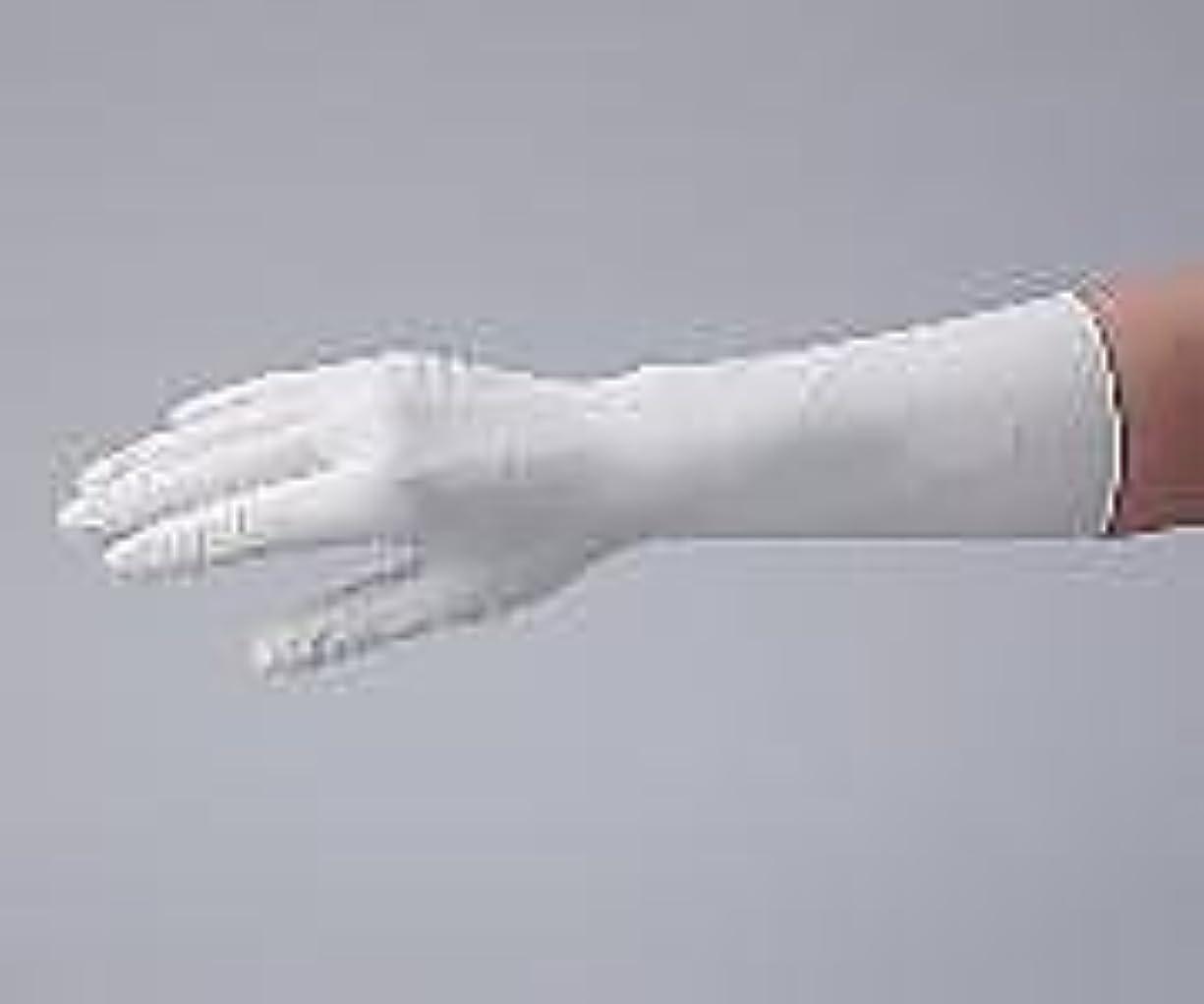 フラップ工場セイはさておきアズピュア(アズワン)1-2324-53アズピュアクリーンファーストニトリル手袋(ペアタイプ)クリーンパックM左右各50枚×10袋入