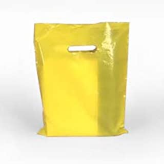 Best small yellow plastic bags Reviews