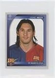 Lionel Messi (Trading Card) 2008-09 Panini UEFA Champions League Stickers - [Base] - Brazil #109