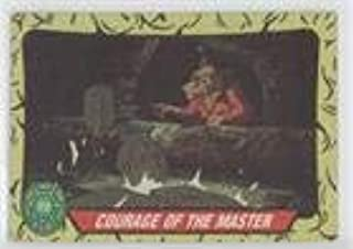 Courage Of The Master (Trading Card) 1989 Topps Teenage ...
