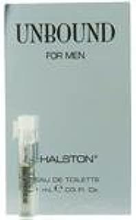 HALSTON UNBOUND by Halston EDT VIAL ON CARD MINI for MEN