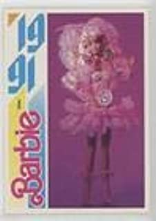 Lights and Lace Barbie 1991 (Trading Card) 1991 Action/Panini Another First For Barbie - [Base] #194