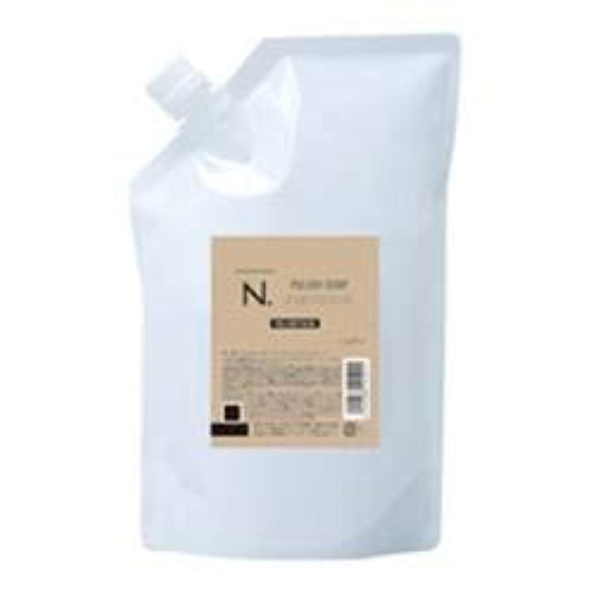 豆腐機械的に蓄積するエヌドット N. ポリッシュソープ<詰替え用>(700ml)
