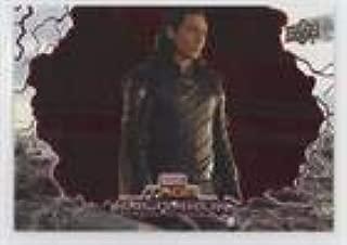 upper deck thor ragnarok trading cards