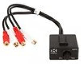 NVX Universal Bass Remote Control - Car Amplifier/Amp Bass/Input [XBRC]
