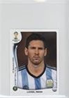 Lionel Messi (Trading Card) 2014 Panini FIFA World Cup Brazil Album Stickers - [Base] #430