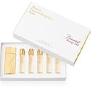 Maison Francis Kurkdjian Baccarat Rouge 540 Travel Set 5 x 11ml Eau de Parfum Plus Gold Globe Trotter Case