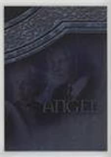 Angel (Trading Card) 2005 Inkworks Buffy the Vampire Slayer and the Men of Sunnydale - Dressed to Kill Puzzle #DK9