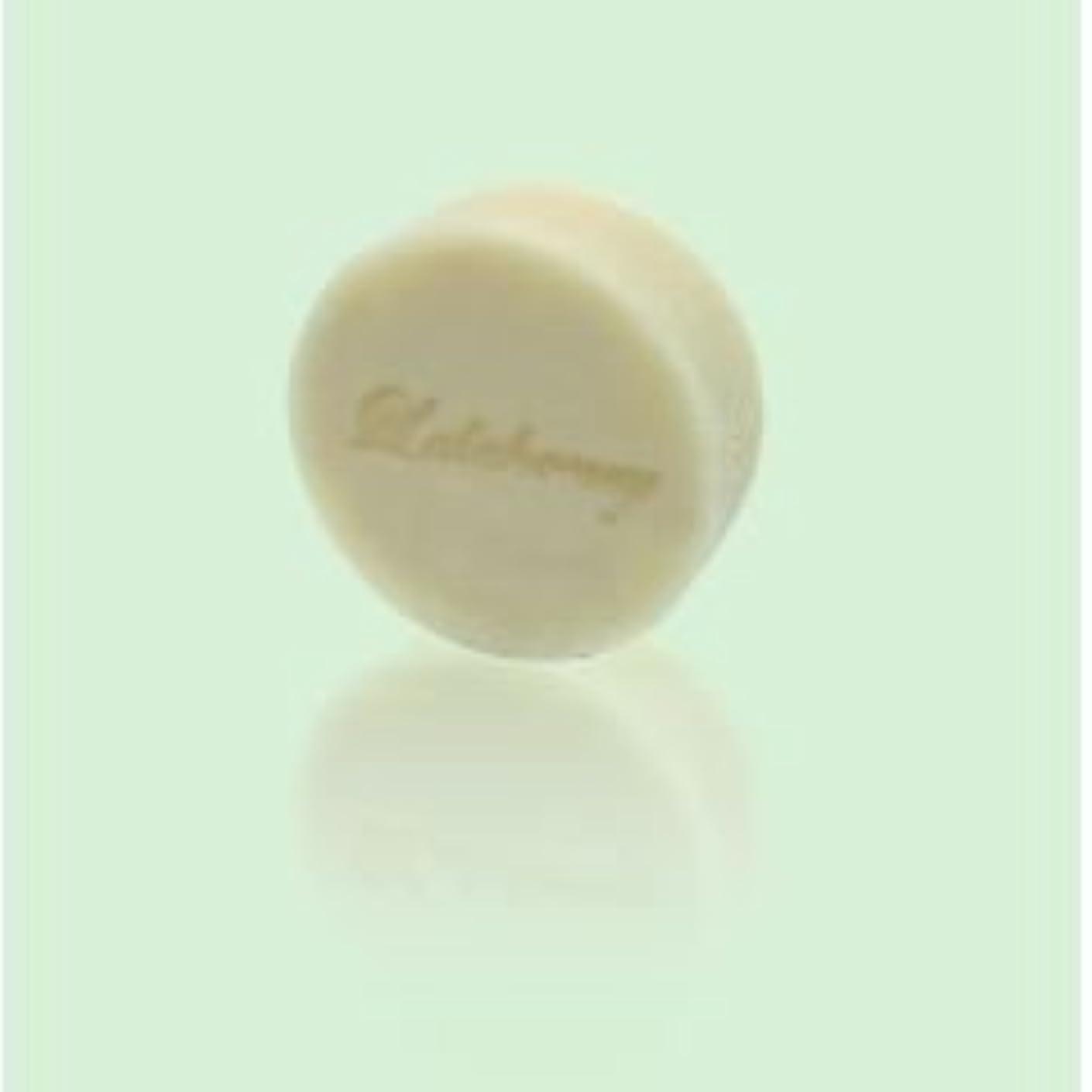 回転させる真珠のような放課後LALAHONEY 石鹸〈木の香り〉40g【手作りでシンプルなコールドプロセス製法】