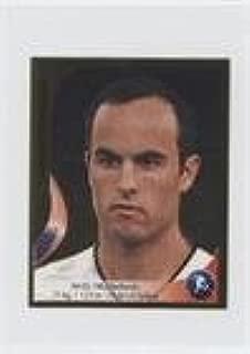 Landon Donovan (Trading Card) 2010 Mundial Sudafrica World Cup Album Stickers - [Base] #151