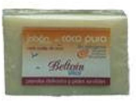 Jabón pastilla coco puro sin perfume Beltrán Vital, 240 g ...