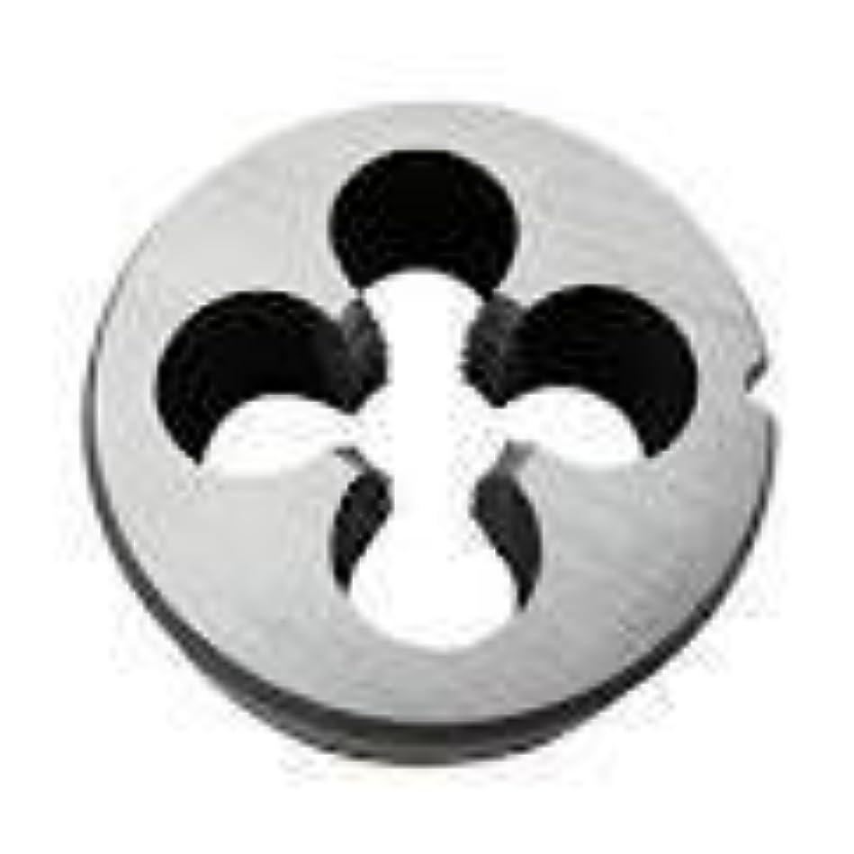 特異性工場強制RG 工具合金鋼 丸ダイス 外径 アメリカ管用テーパーねじ用 NPT1/4-18(送料無料)