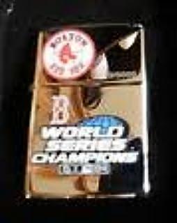 Misc. Zippo Boston Red Sox World Series Champions Lighter