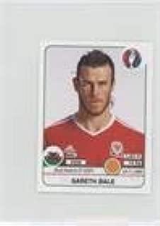 Gareth Bale (Trading Card) 2016 Panini Euro 2016 Album Stickers - [Base] #195