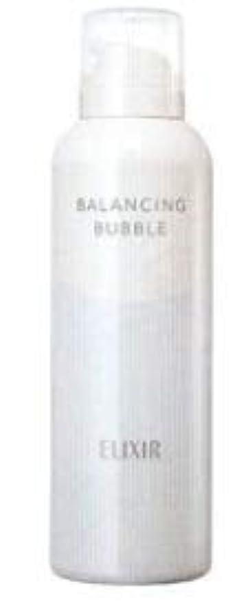 プレゼンター正気オフセット3個セット資生堂エリクシール ルフレ バランシング バブル 泡洗顔料 165g