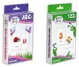 Brainy Baby Teach Your Child ABCs and 123s Deluxe Edition Flashcard Set