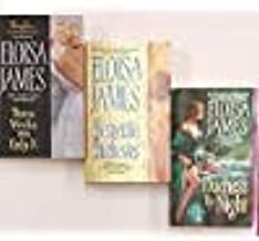 Eloisa James: 3 Book Set: Softcover: Three Weeks with Lady X: Desperate Duchess: Duchess By Night: Very Good.