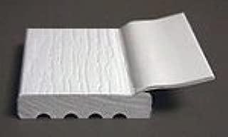 Garage Door Parts - Garage Door Jamb Seal Weatherstripping 8'(co-extruded Pvc) - Almond (Case of 2)