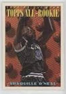Shaquille O'Neal (Basketball Card) 1993-94 Topps - [Base] #152