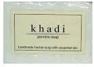 3 Pack Khadi Jasmine Soap 125 gms each (total of 375 gms)