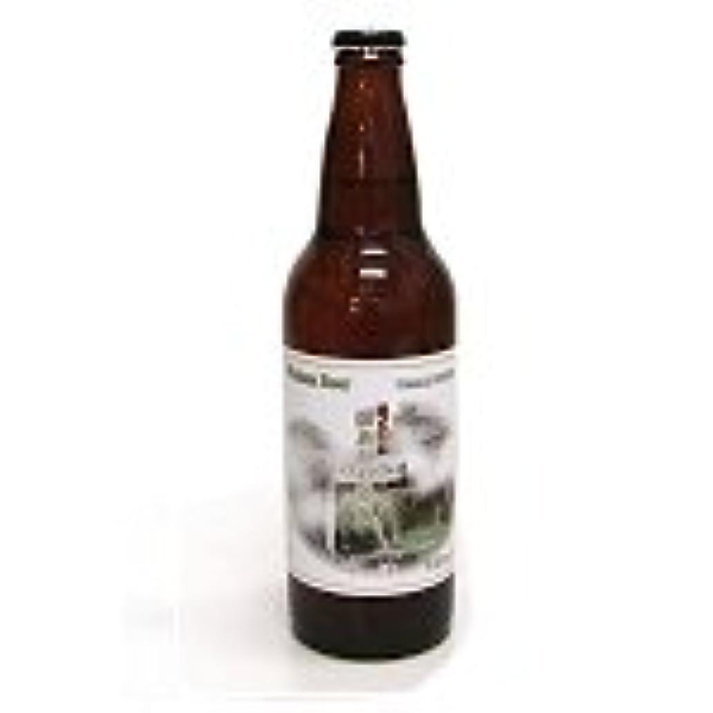 褐色スリップシューズ見出し田園プラザ川場 群馬の地酒 地ビール 湯あがり涼風 500ml