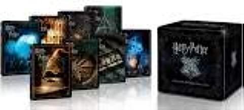 Harry Potter: 8-Film Collection (Steelbook) [4K Ultra HD + Blu-ray + Digital HD]