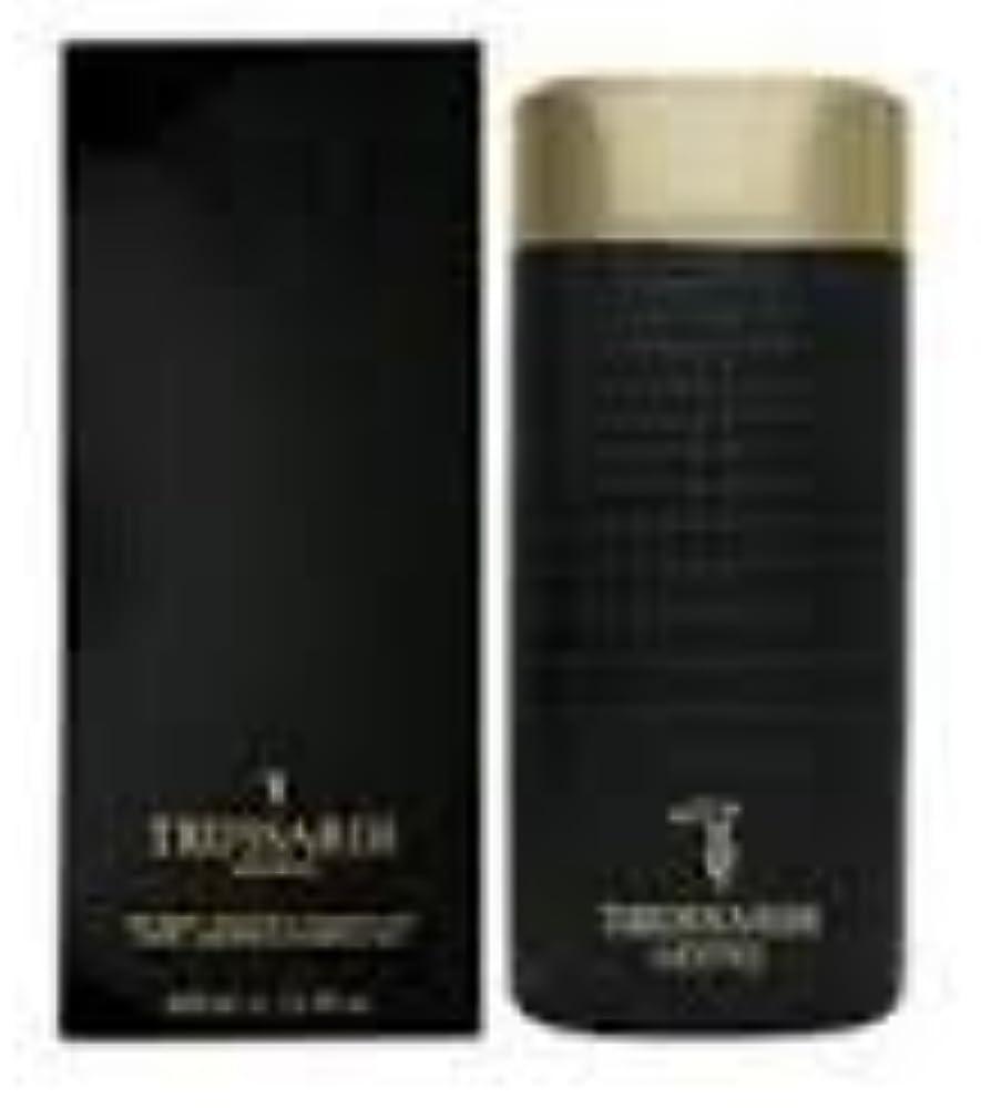 Trussardi uomo,bagno-doccia  & shampoo gel, con dispenser 400 ml. REF. 52366