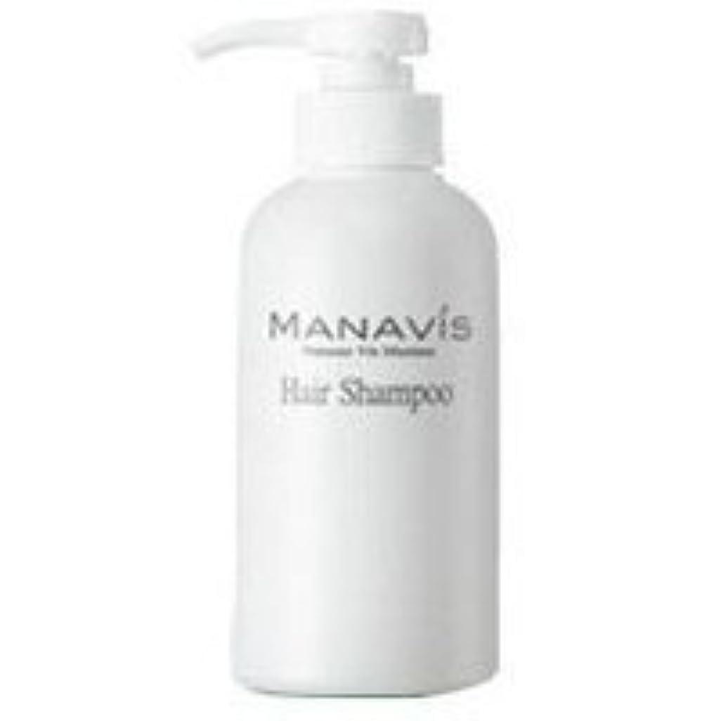イタリック現実的傾いたMANAVIS マナビス化粧品 薬用シャンプー