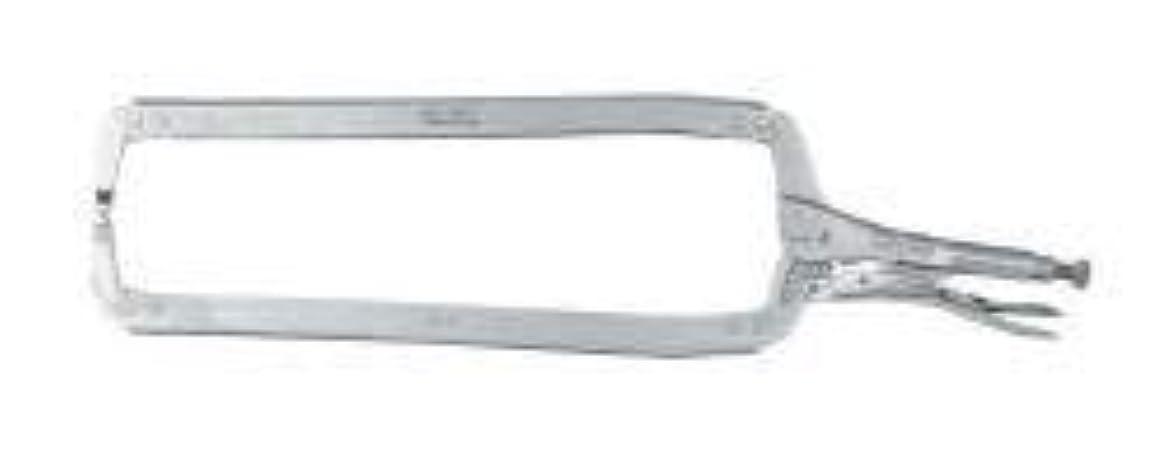 交通感謝祭のためにVise-Grip Orig 24 Inch/605Mm C-Clamp (24R)-2Pack [並行輸入品]