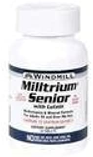 Milltrium Senior with Lutein - 120 Tablets by Windmill