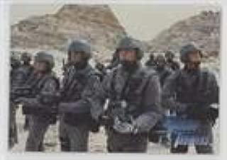Rasczak's Roughnecks (Trading Card) 1997 Inkworks Starship Troopers - [Base] #22