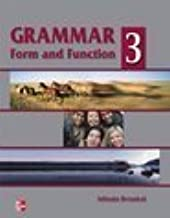 Grammar Form and Function - High Intermediate: Student Book Bk. 3b by Milada Broukal (2005-01-01)