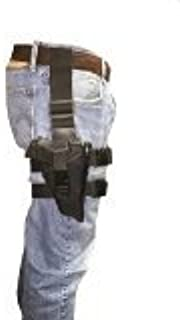Nylon Tactical Leg Holster That fits HI-Point 45 ACP, 40SW-B with Laser