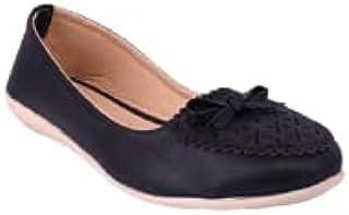 Zap Women's Loafer-Black (S.NO_1)