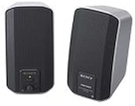 Sony SRS-A202 Active Speakers with Built-in Mega Bass Sound