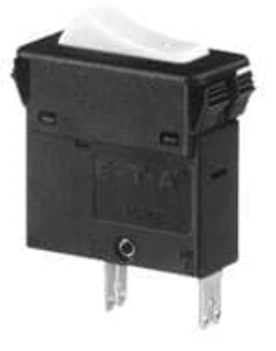Circuit Breakers Thermal circuit breaker with rocker actuation, single, double or three pole (3130-F120-P7T1-W02Q-1A)