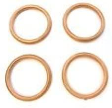 Set of 4 NE Brand Exhaust Gaskets - 18291-MN5-650 - CB500/550 VF500/700/750