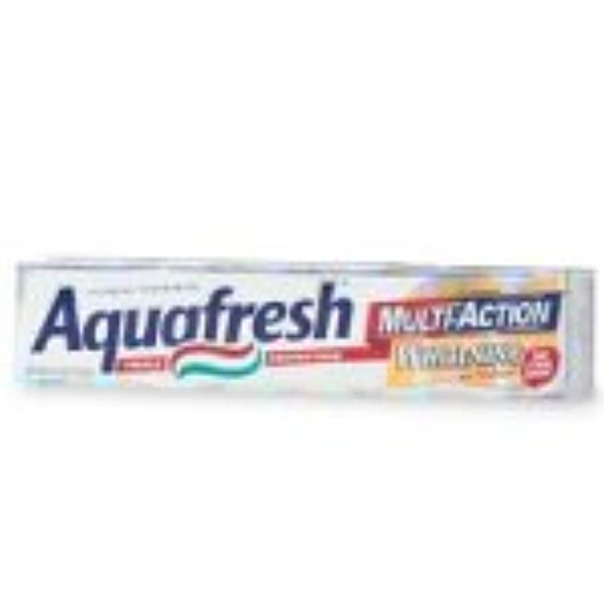 艶料理かすかな海外直送品Aquafresh Aquafresh Ultimate White With Enhanced Whitening Action Toothpaste, 6 oz