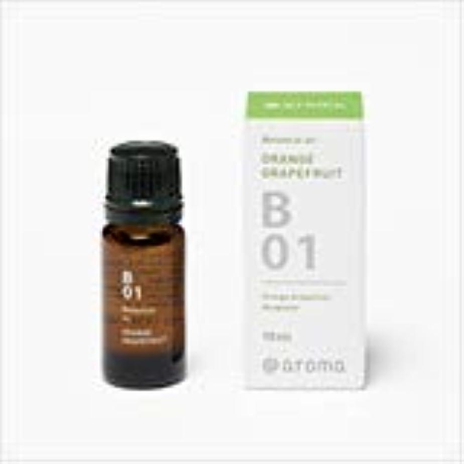 ブラウス会計士愚かなアットアロマ 100%pure essential oil <Botanical air ベルガモットラベンダー>
