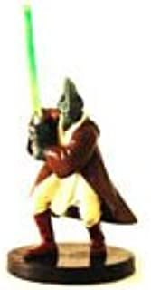 Star Wars-Jedi Instructor #3 of 40 - Wizard of the Coast - Masters of the Force Game Piece