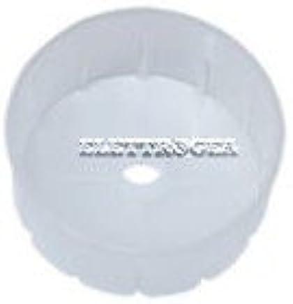 Cikuso 5X Glass Lens Lente di Ingrandimento con Custodia in pelle pieghevole ingrandimento Strumento