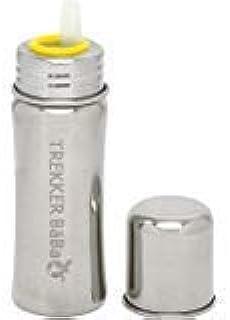 b3b83b741 Amazon.com   Stainless Steel Baby Bottle (10oz   300mL)   Pura Nipples    Baby