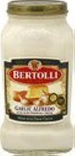 Bertolli Garlic Alfredo Sauce, 15.0 OZ (6 Pack)