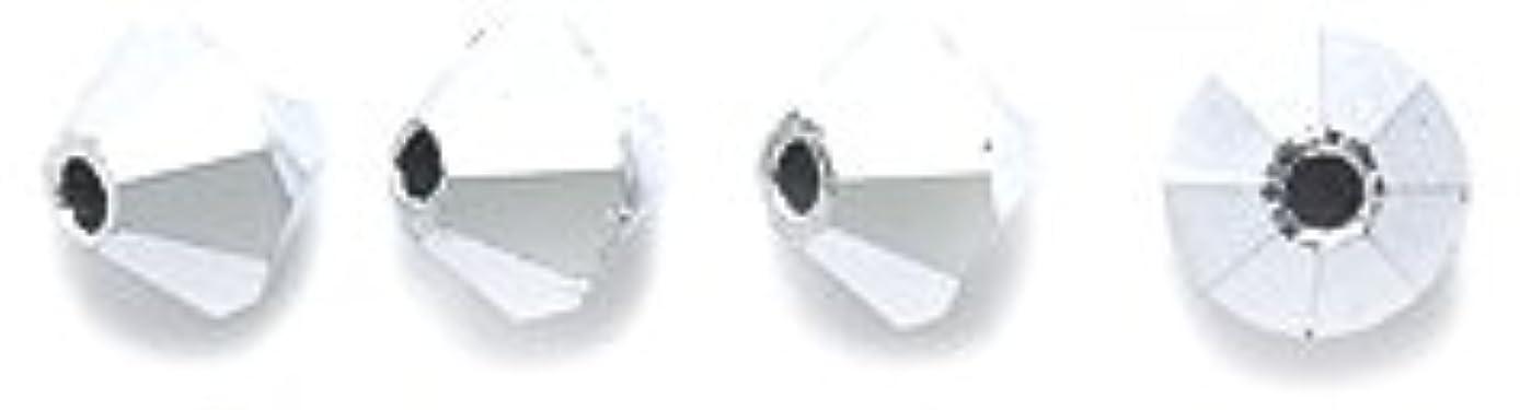 Preciosa 4-Mm Czech Crystal Diamond/Bicone Bead, Labrador Full Coat, 144-Piece